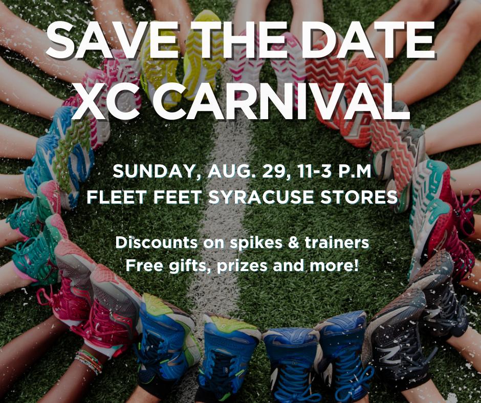 Cross Country XC Spikes Discounts at Fleet Feet Syracuse NY