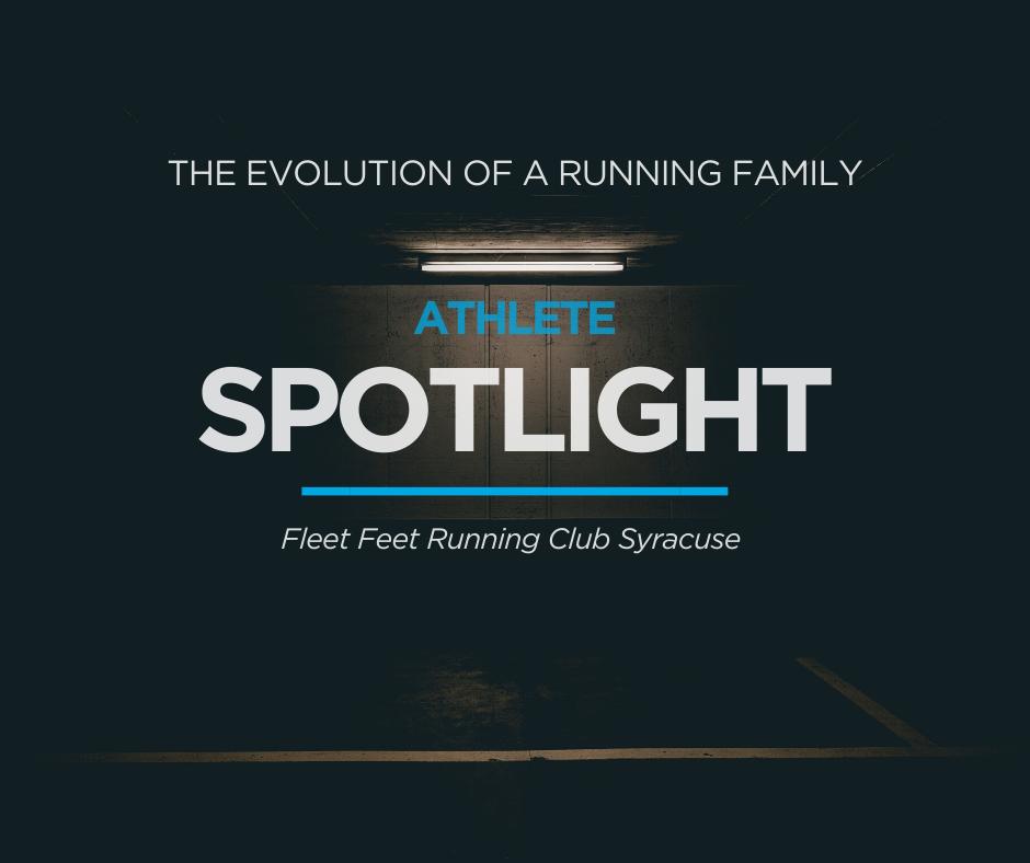 Athlete spotlight fleet feet running club