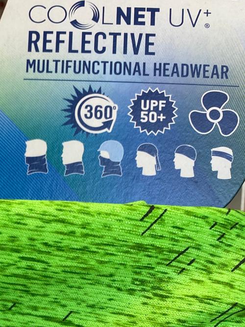 Buffs Head and neckwear fleet feet syracuse
