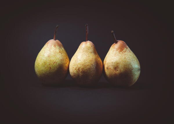 Fall Pears for runners