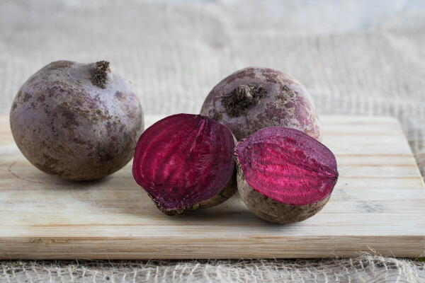 Eat beets during fall for runners