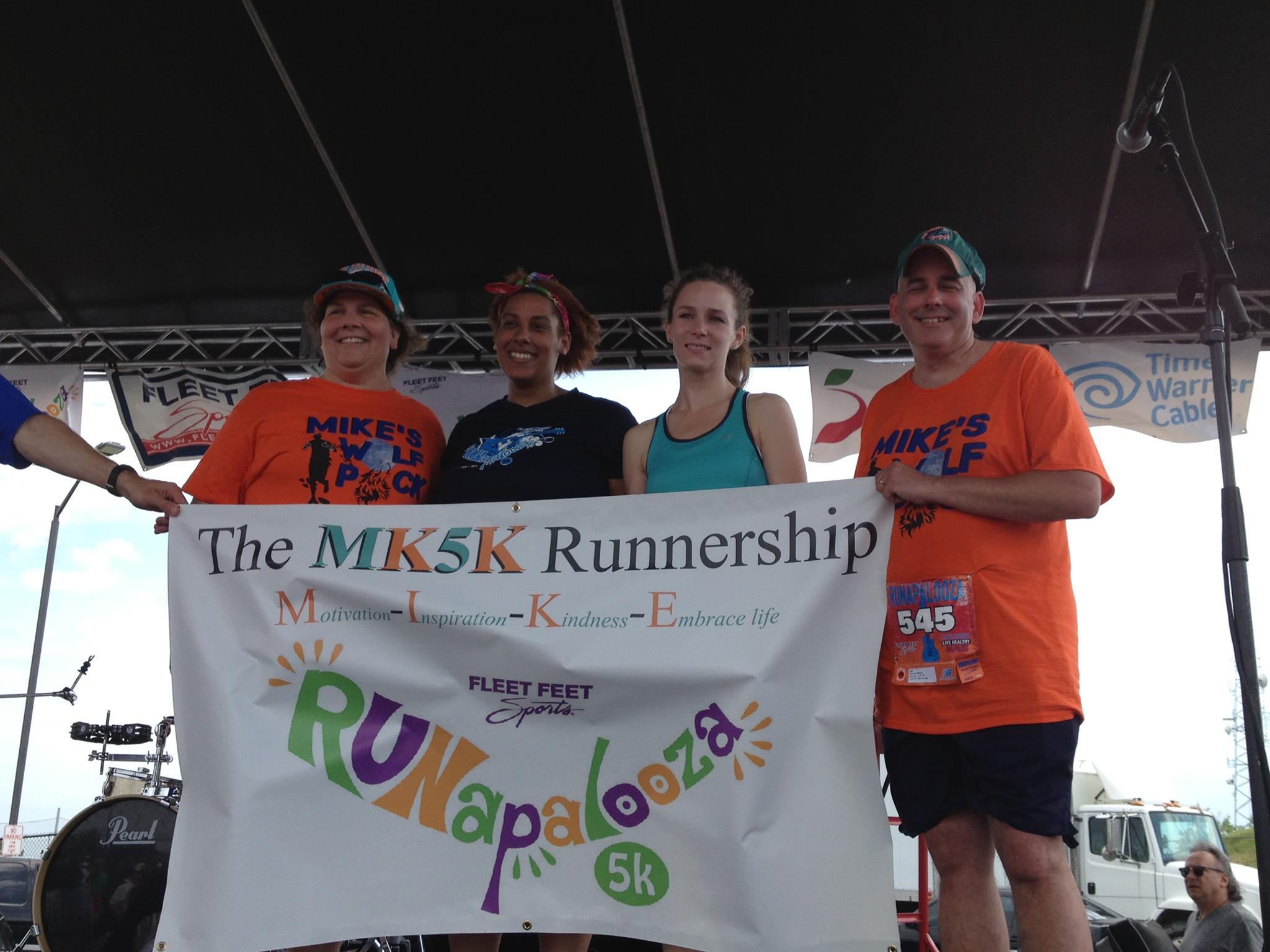 Image: Michael Kriesel Runnership