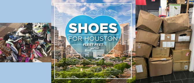 Shoes for Houston 1