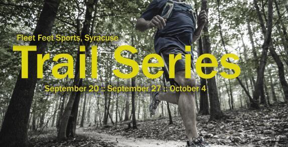 Fall Trail Run Series - Fleet Feet Syracuse