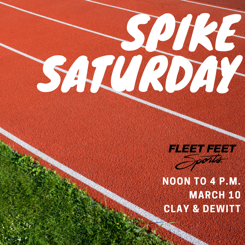 Spike Saturday Facebook ad