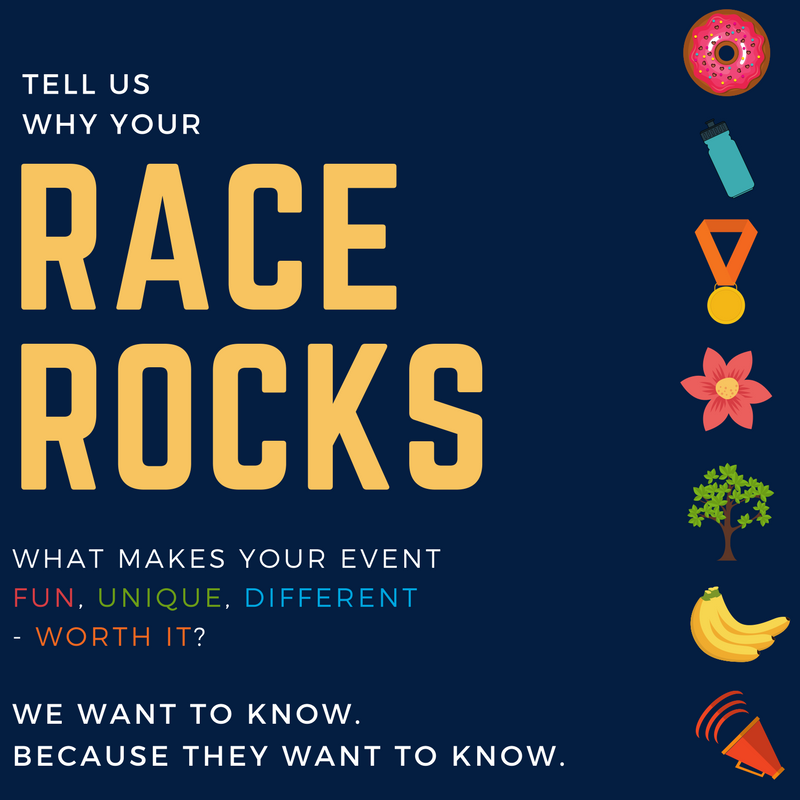 Why Your Race Rocks logo