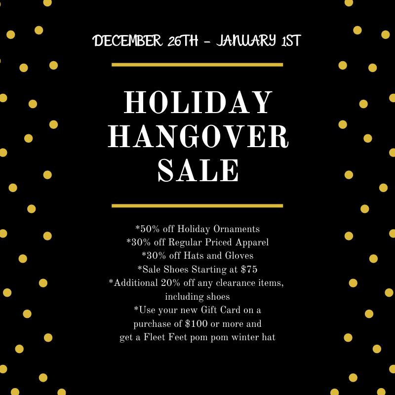 Holiday Hangover image