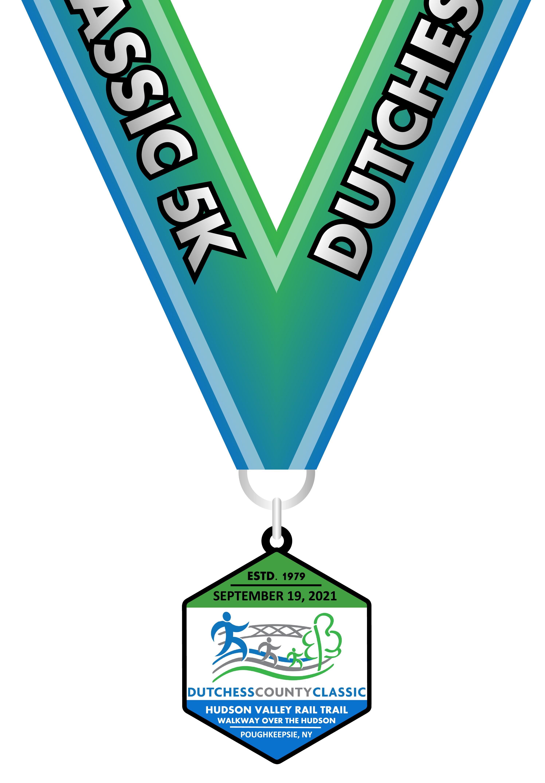 5K Medal Proof