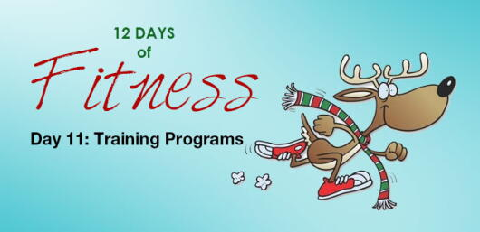 12 Days of Fitness: Day 11 Training Programs