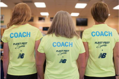 Fleet Feet Sports Coaching Staff
