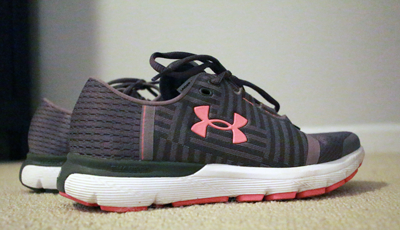 brand new 55c3a ad3db Under Armour Speedform Gemini 3 Review | Fleet Feet Greensboro