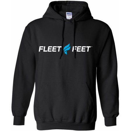 Fleet Feet Running Club Hoodie