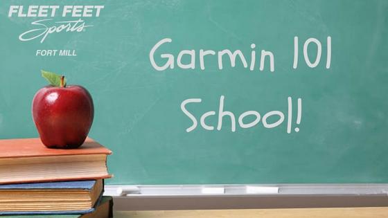 Garmin School