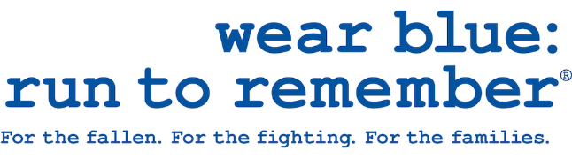 wear blue run to remember