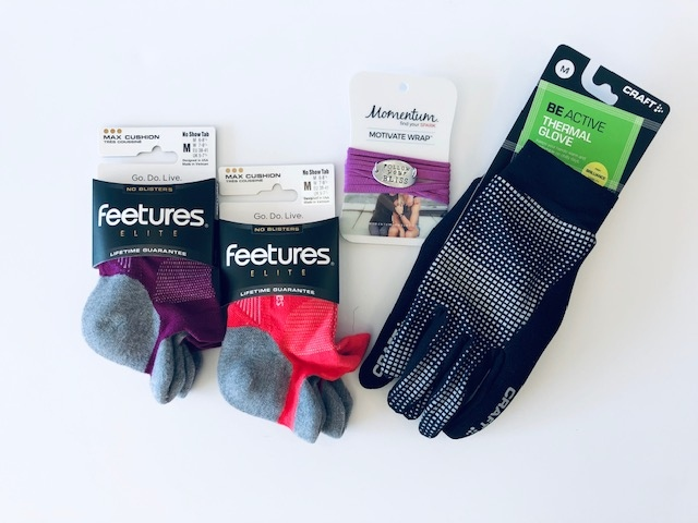 Craft Gloves & Feetures Socks