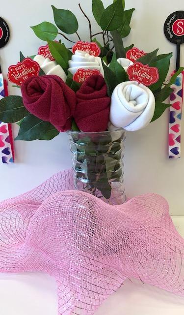 Balega Sock Roses