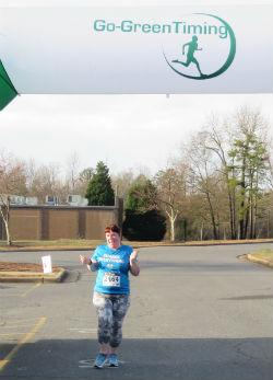 Fort Mill Running Club Run the Mill 15k