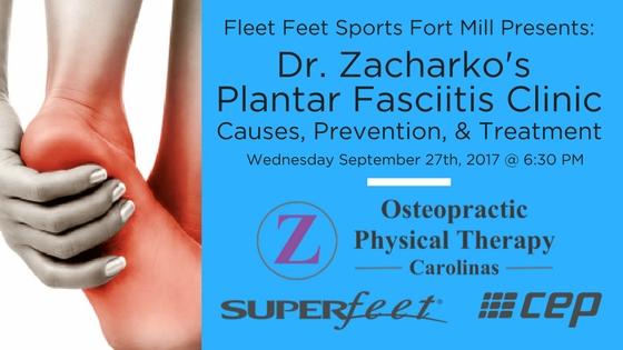 Dr. Zacharo's PF Clinic