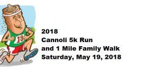 2018 Cannoli Run