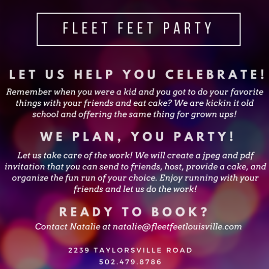 Party with us! - Louisville