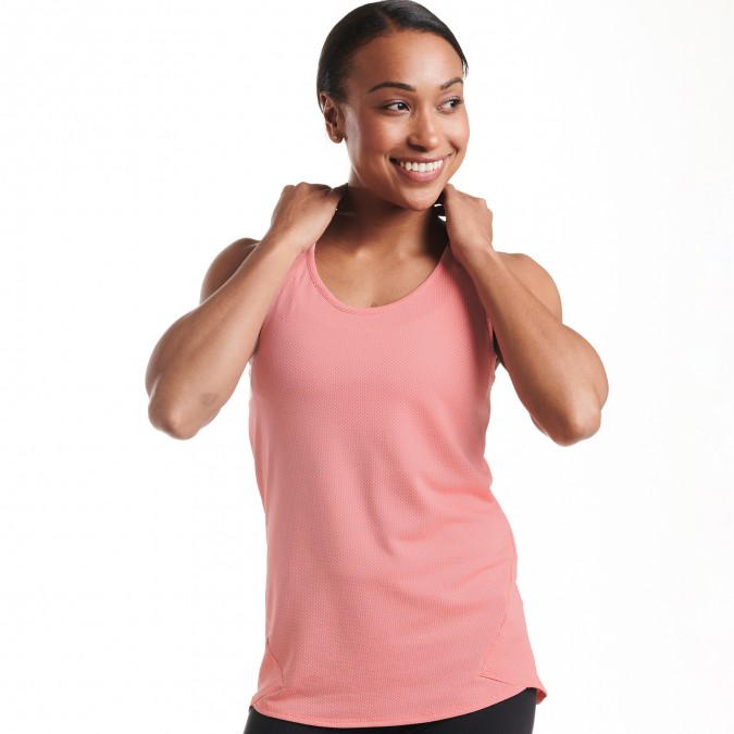 Flyout Tank - Fast Pink