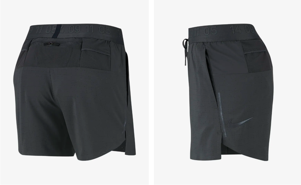 Men's Tech Pack Short // Black
