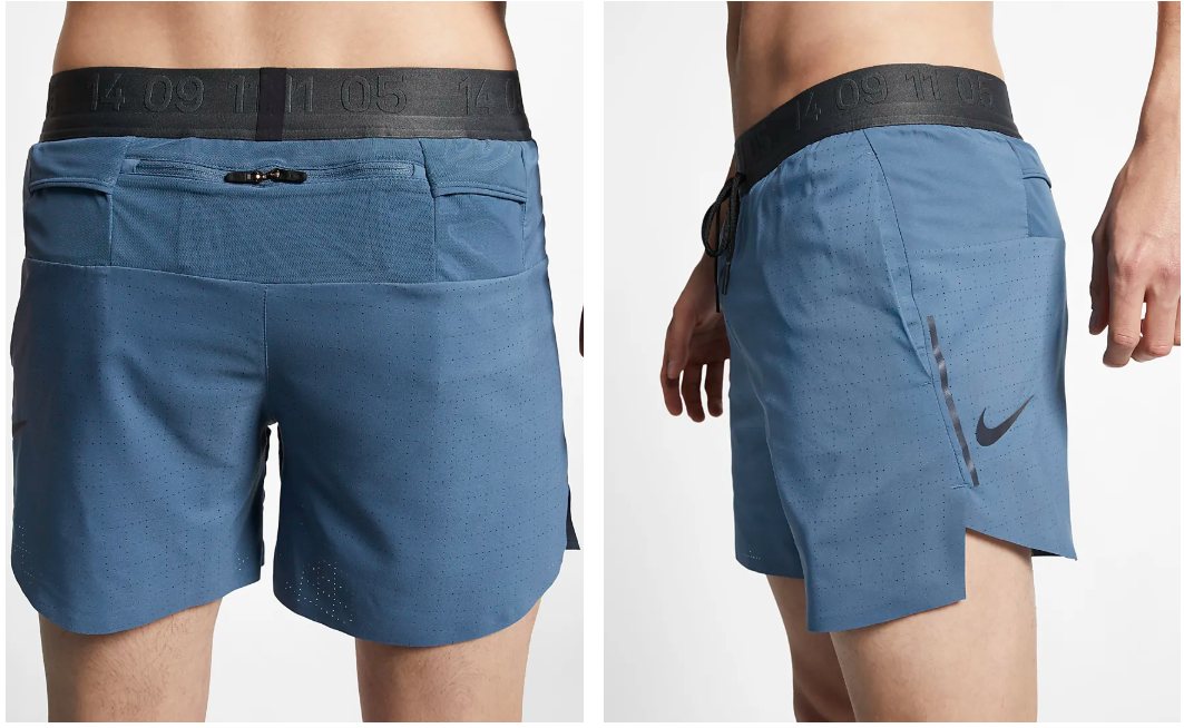 Men's Tech Pack Short // Thunder Blue