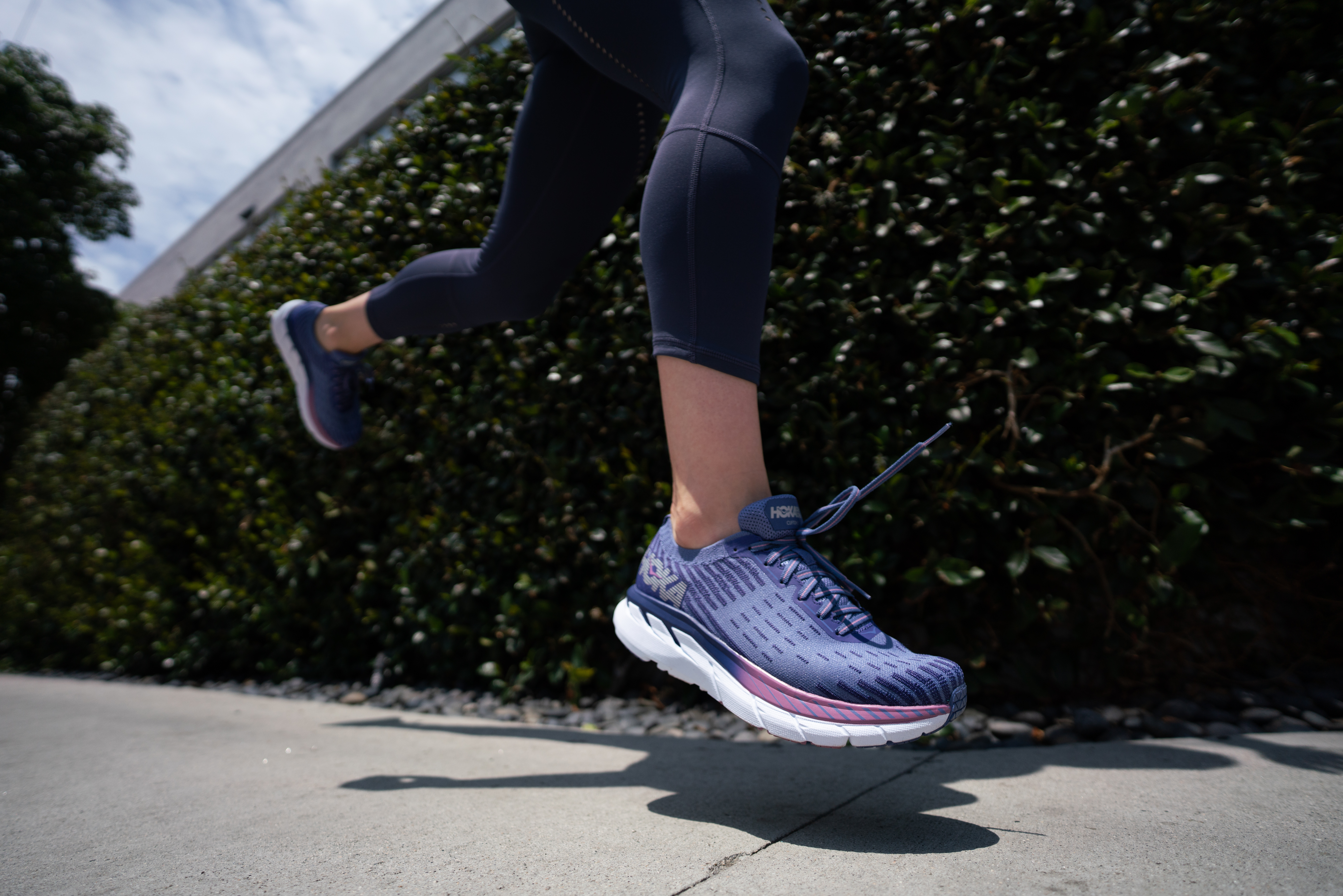 Hoka One One Clifton 5: Now in Knit!
