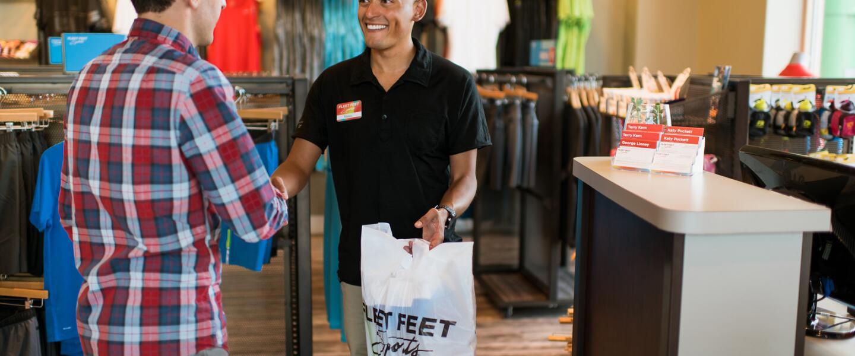 Happy Fit Guarantee | Fleet Feet Sports