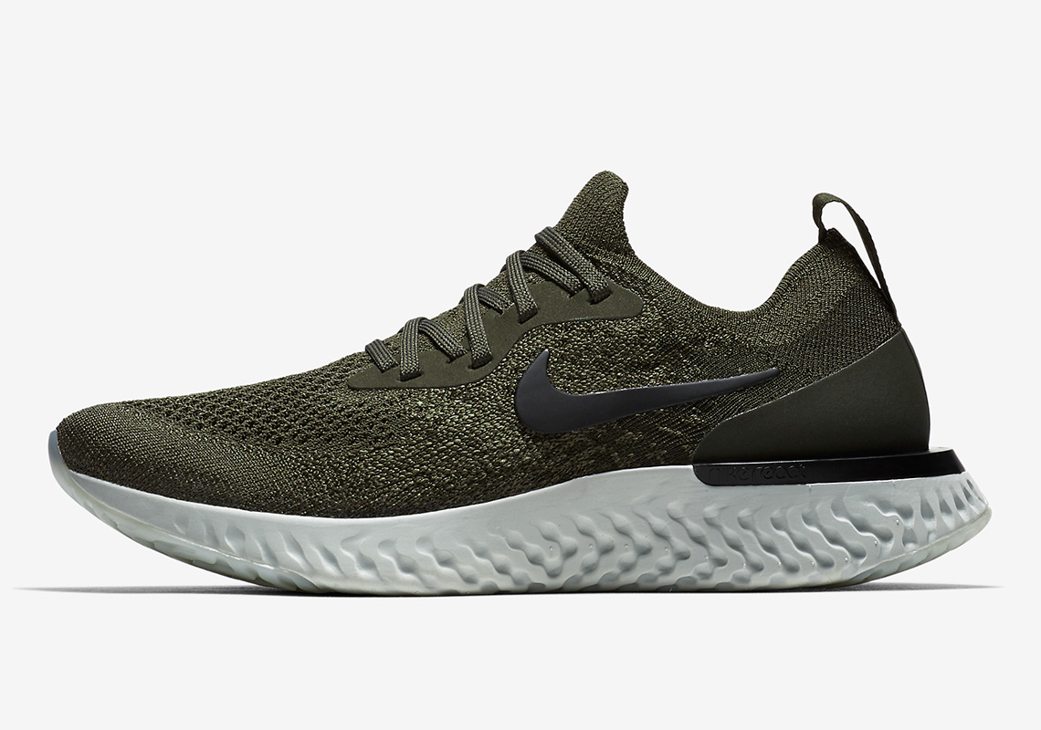 Feast Your Eyes on 3 New Nike Epic React Flyknit Colorways