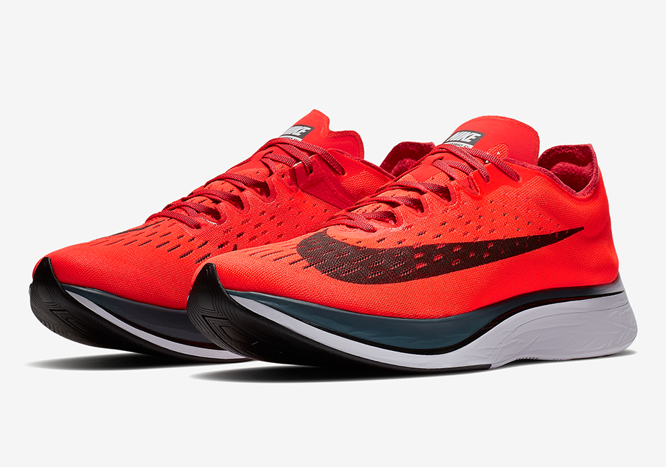 a74985d80c1 Nike Zoom Vaporfly 4% Colorway 600: Bright Crimson