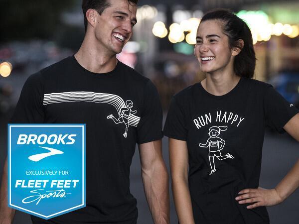 Fleet Feet Sports Teams Up with Brooks