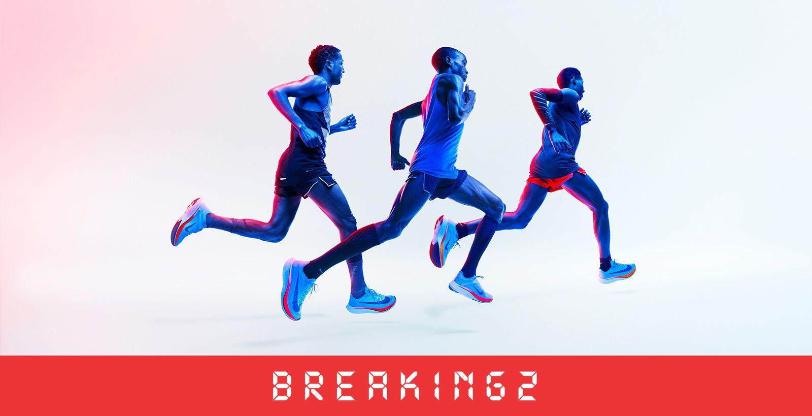 Corea canta evidencia  Nike Breaking2 Marathon Viewing Party