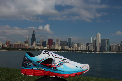 Saucony Women's 2015 Boston Kinvara 6 Boston Edition