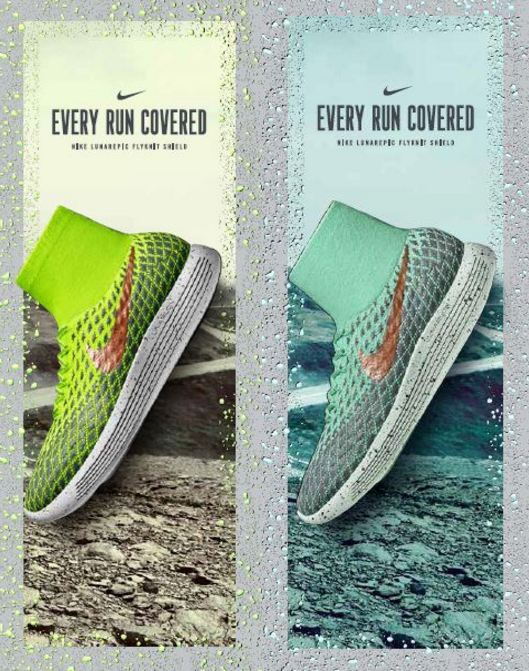 Shield Your Feet from the Elements in the Nike Shield Pack