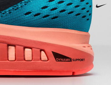 buy online 67c44 cd2a6 Step on the Gas in Nike?s Zoom Structure 19