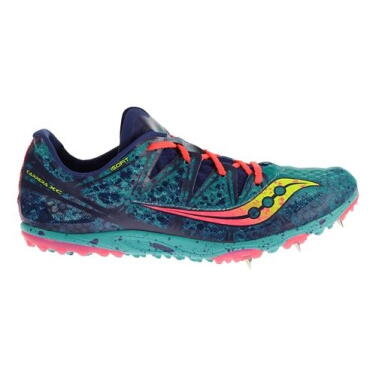 69e64bc96c Tear Up The Turf in New Saucony XC Spikes!