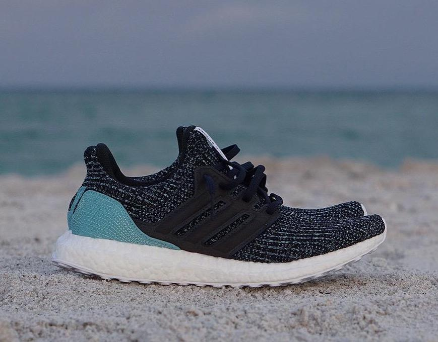 adidas Ultraboost 4.0 Parley: Cleaning up our Oceans
