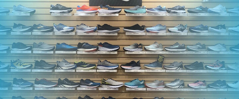 Footwear - Fleet Feet Little Rock