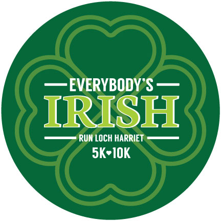 Everybody's Irish 5k & 10k Logo