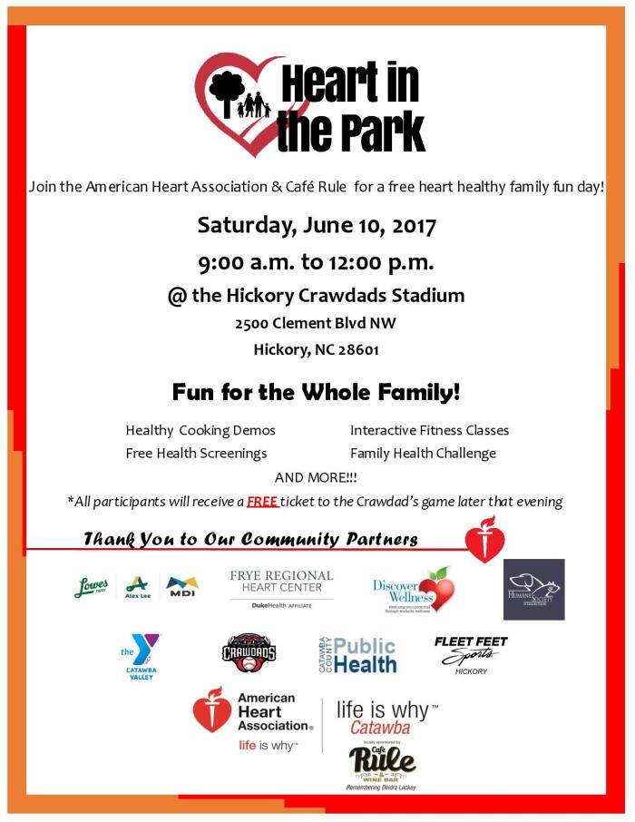 Heart in the Park