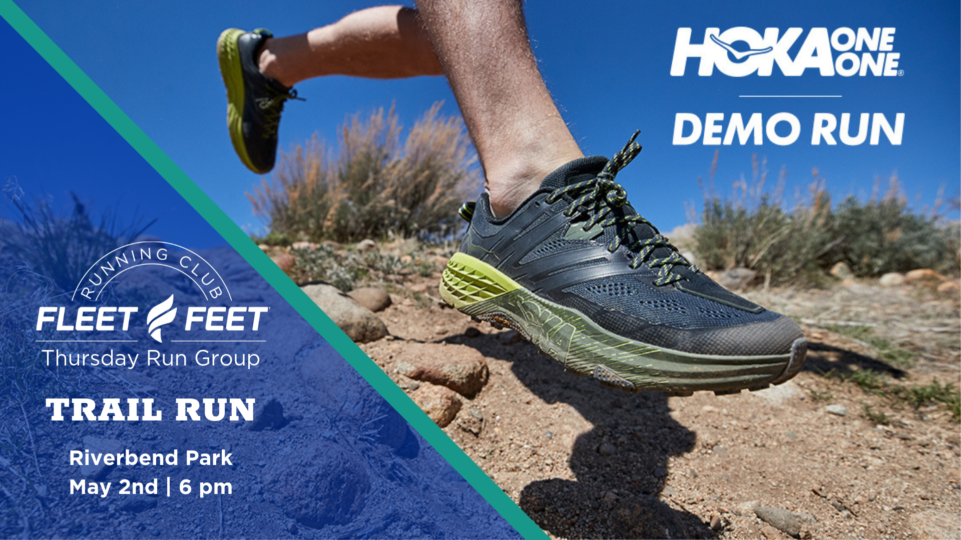 Hoka Trail Run