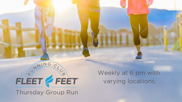 Thursday Group Runs