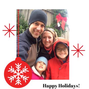 Happy Holidays from Fleet Feet Sports Madison & Sun Prairie