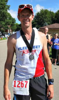 Chuck S. Team Fleet Feet Sports Madison & Sun Prairie