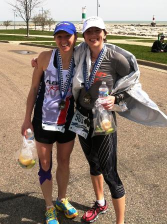 Julie J & Jessica A.  Fleet Feet Sports Madison