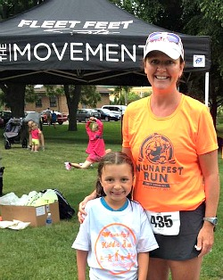 Waunafest Run sponsored by Fleet Feet Sports Madison & Sun Prairie