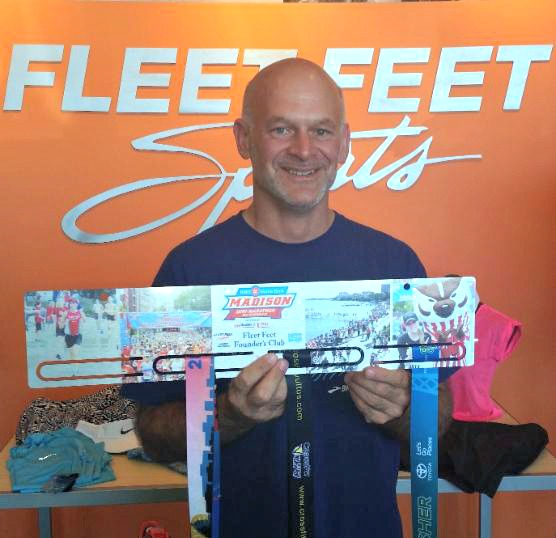 Madison Mini Marathon Fleet Feet Founder's Club