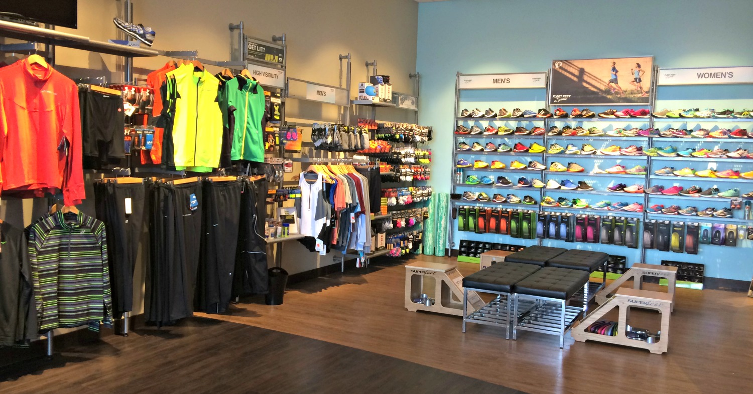 Fleet Feet Sports Sun Prairie WI