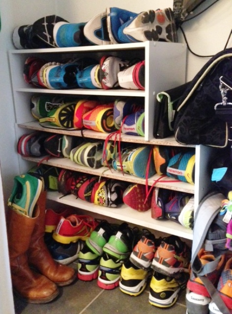 Fleet Feet Sports Madison Blog-Where are my shoes?
